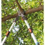 德國【GARDENA】嘉丁拿 伸縮長鋁柄樹枝剪 8779 (每把計)