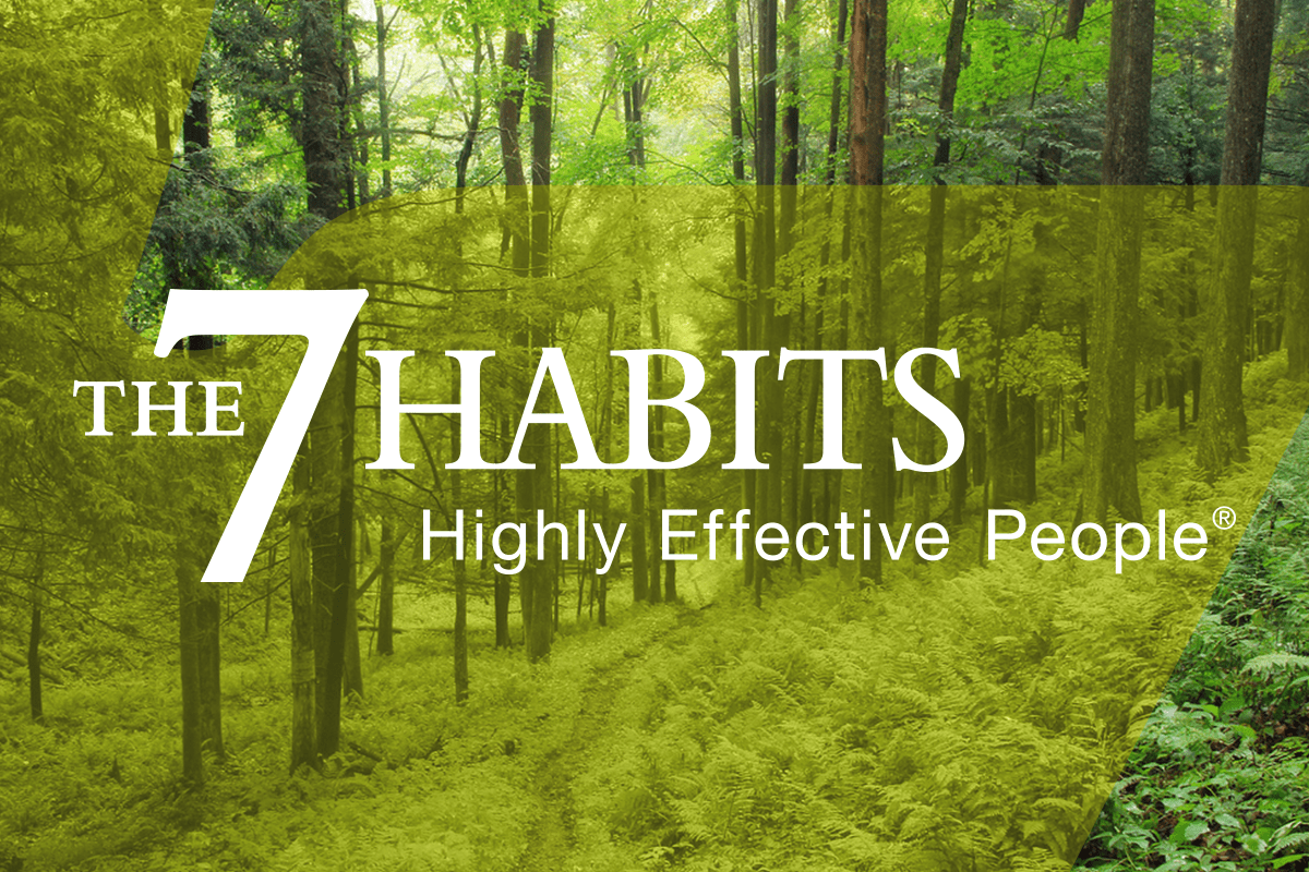 The 7 Habits Of Highly Effective People Comes To Gaar
