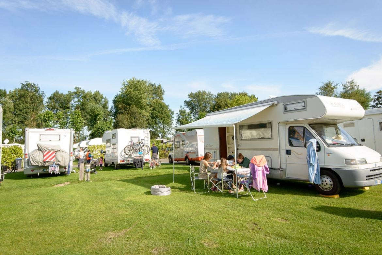 Gaasper Campsite near Amsterdam