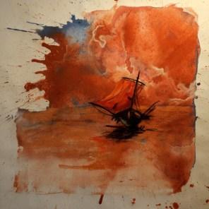PRIX DE L'OFFICE DE TOURISME : Catherine BACHELET pour le n° 9 « La Jonque »