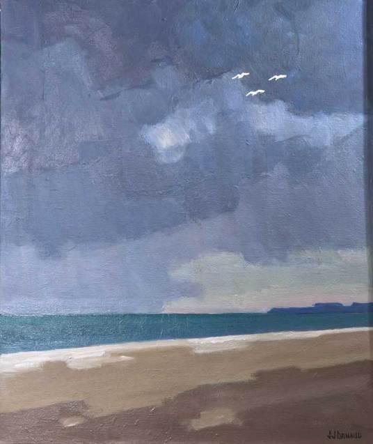 PRIX DU THEME Offert par le GAB Jean-Jacques ARNAUD pour le n°5 « Entre Ciel et Mer »