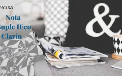 Dime cómo escribes: Nota Diario Clarín suplemento ECO