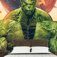 The Bedroom Is The Worst Place To Turn Into The Hulk?  Watson You're In Luck!