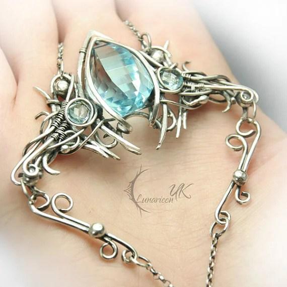 Bewitching Mithril Jewelry For Your Elvish Ways Gabbing Geek