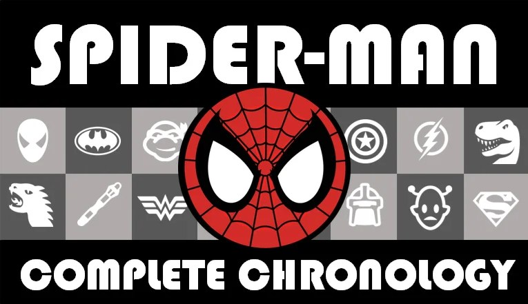 Spider-Man Complete Chronology Update 22