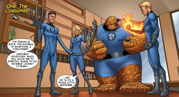 Fantastic-Four-and-there-costumes