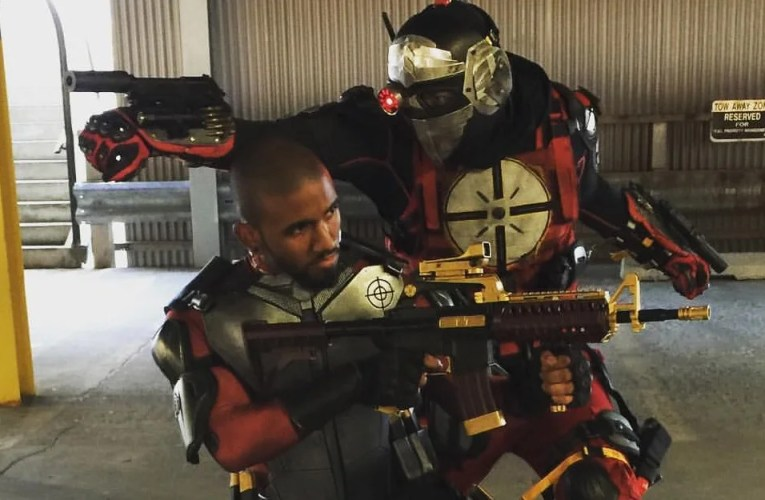 Awesome Cosplay Of The Day: Deadshot