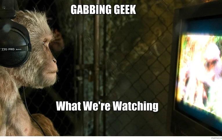 Geek TV Review:  Legion