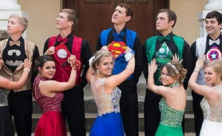 Will You Go To The Prom With Me… As Batman?