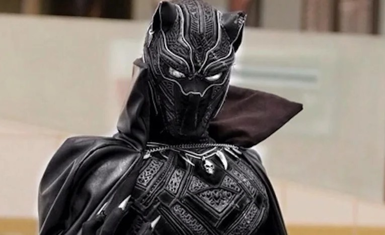 Awesome Cosplay Of The Day: Black Panther
