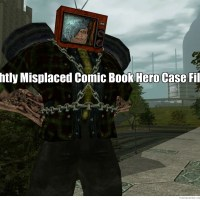The Misplaced Heroes Case Files