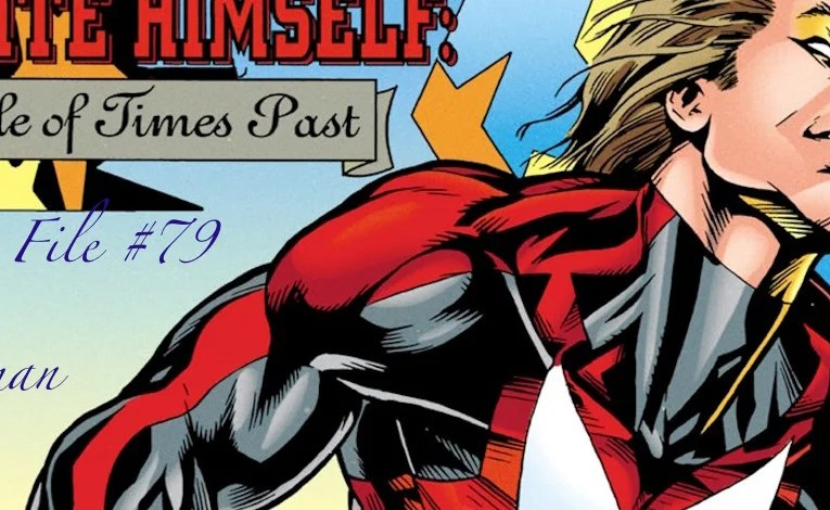 Slightly Misplaced Comic Book Case Files #79:  Starman