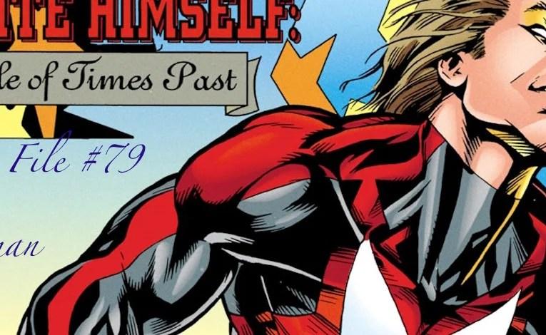 Slightly Misplaced Comic Book Case Files #79:  Starman