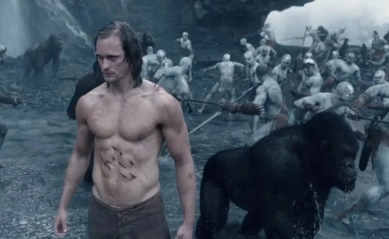 Geek Review:  The Legend Of Tarzan