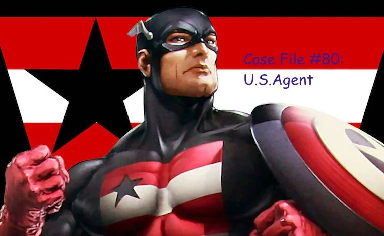 Slightly Misplaced Comic Book Case Files #80:  U.S.Agent