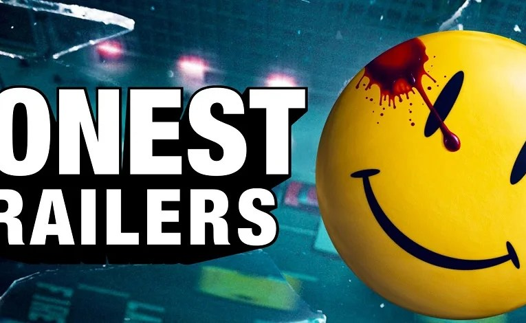 Watchmen Honest Trailer