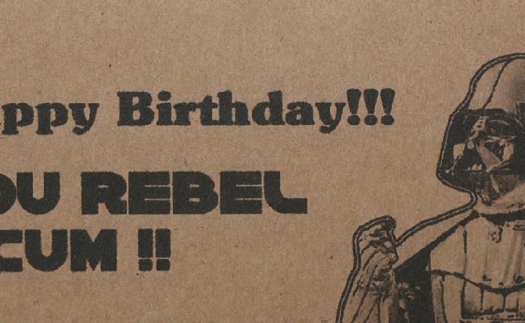 Happy Birthday Gabbing Geek…GFY!