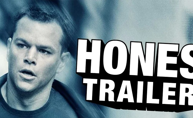 An Honest Trailer For The Original Bourne Trilogy