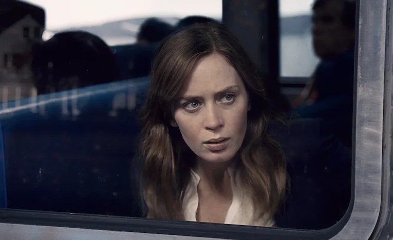 Geek Review:  The Girl On The Train