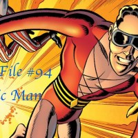 Slightly Misplaced Comic Book Hero Case Files #94:  Plastic Man