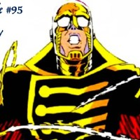 Slightly Misplaced Comic Book Hero Case Files #95:  The Ray