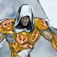 Slightly Misplaced Comic Book Hero Case Files #93:  Zauriel