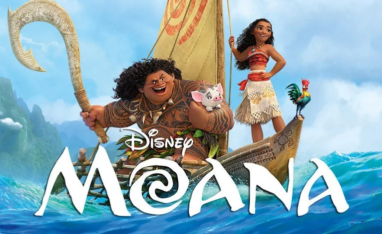 Geek Review:  Moana
