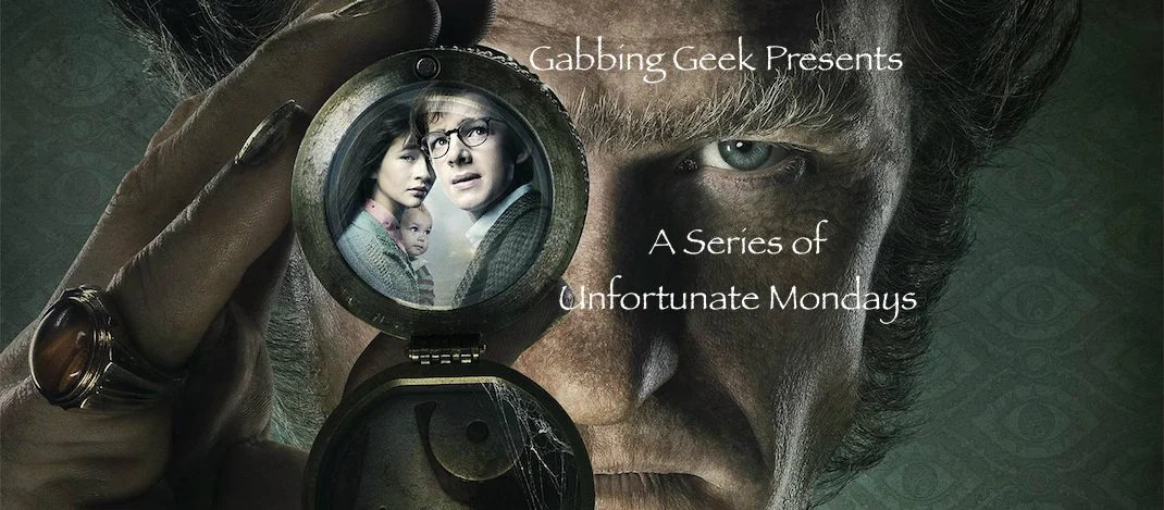 """A Series Of Unfortunate Events """"The Grim Grotto Part Two"""""""