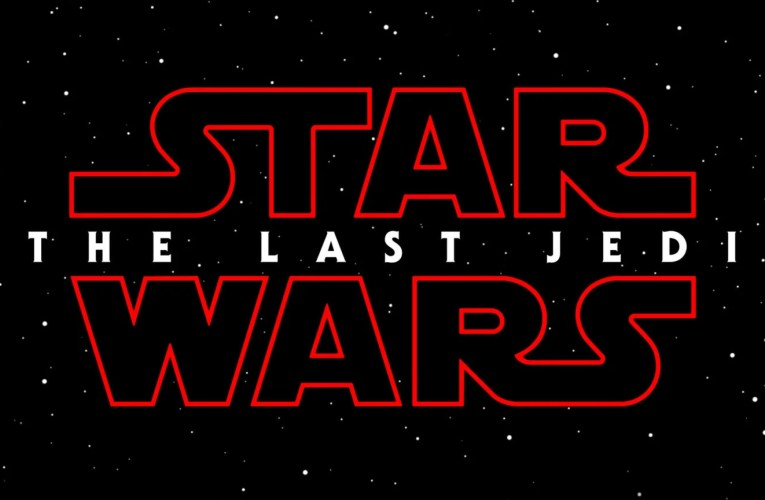 Star Wars: The Last Jedi.  That's The Name.