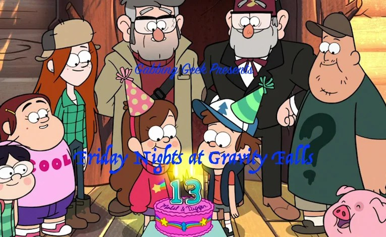 "Gravity Falls ""Into The Bunker"""