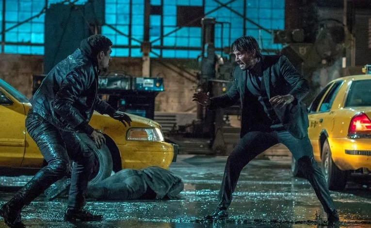 Geek Review:  John Wick: Chapter 2