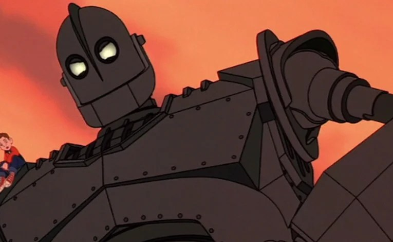 Classic Geek Cinema:  The Iron Giant