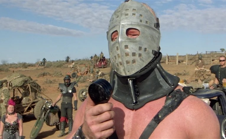 Geek Cinema Classic:  The Road Warrior
