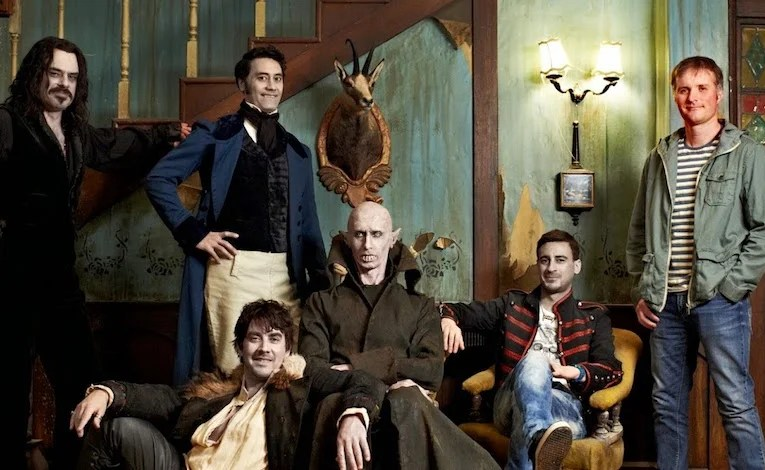 Geek Review:  What We Do In The Shadows