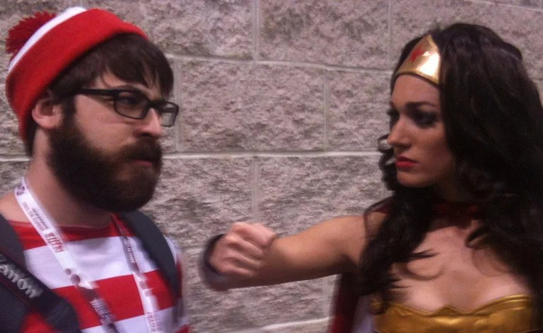 "Podcast Reaction:  The ""Where's Wonder Woman?"" Edition"
