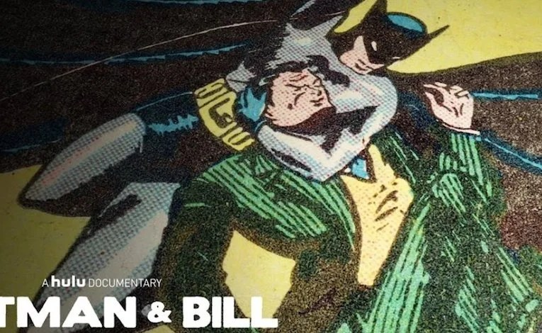 Geek Review:  Batman And Bill