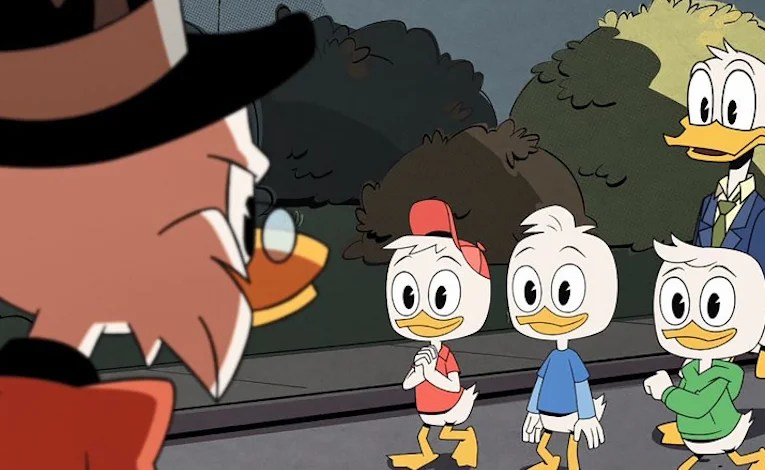 Geek TV Review:  DuckTales