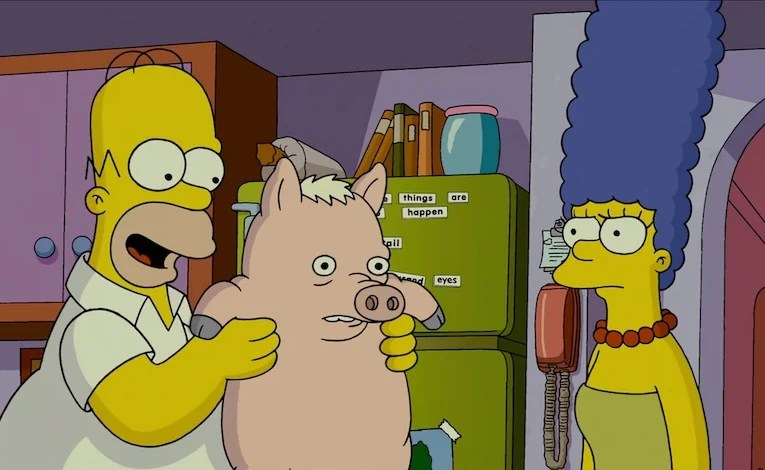 A Very Special Simpsons Did It!:  The Simpsons Movie