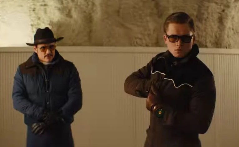 Geek Review:  Kingsman: The Golden Circle