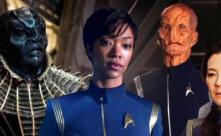 Geek TV Review:  Star Trek: Discovery