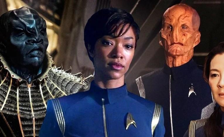 Geek TV Review:  Star Trek: Discovery