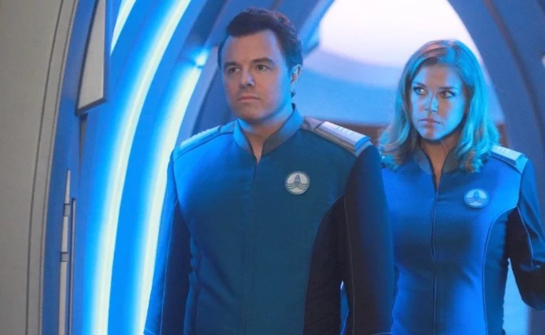 Geek TV Review:  The Orville