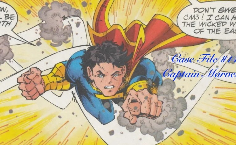 Slightly Misplaced Comic Book Heroes Case File #141:  Captain Marvel Jr.