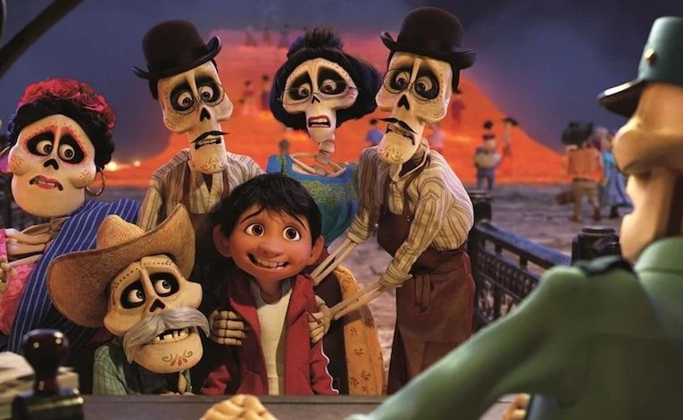 Geek Review:  Coco