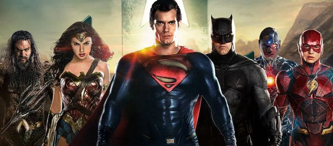 Geek Review:  Justice League