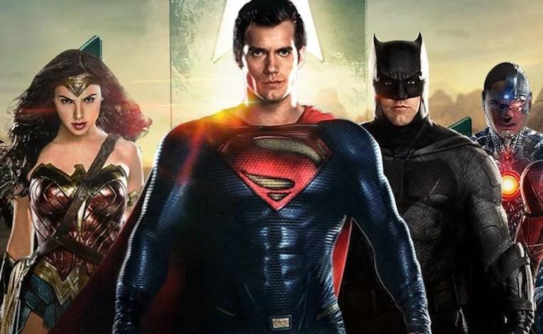 Geek Review:  Justice League