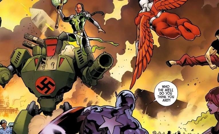 On Fictional Nazis