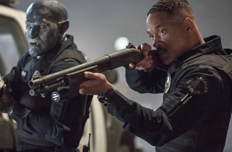 Geek Review:  Bright