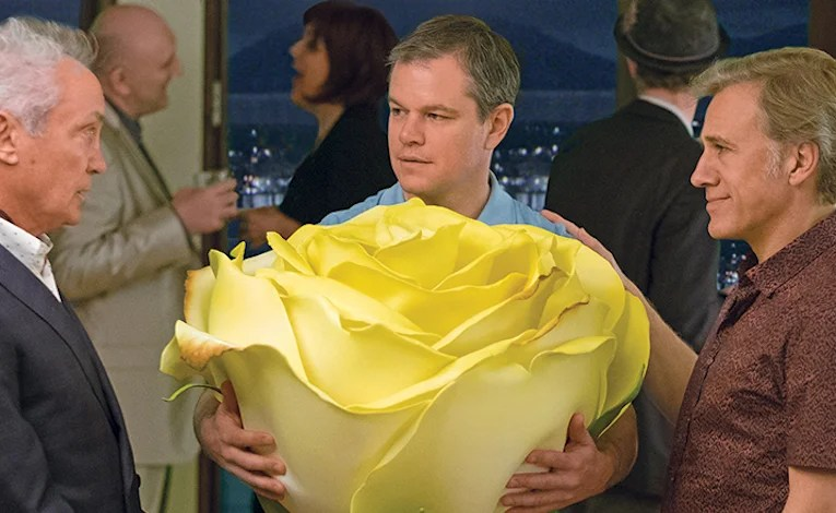Geek Review:  Downsizing