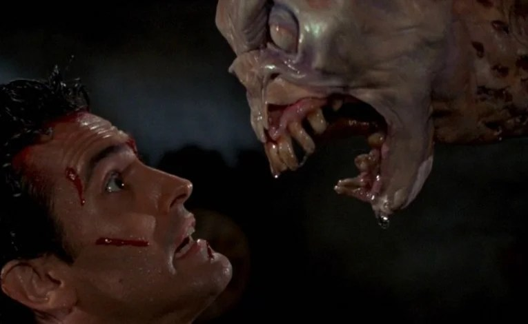 Geek Classic Review:  Evil Dead II